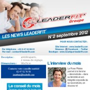 Newsletter leaderfit
