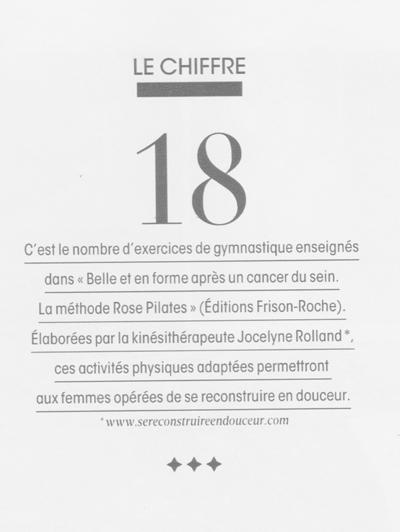 Madame Figaro Méthode Pilates